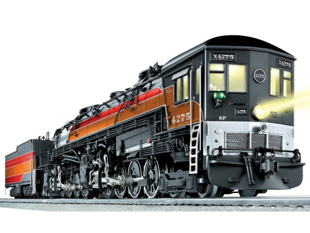 Lionel 6 11465 O Gauge Southern Pacific Daylight Cab