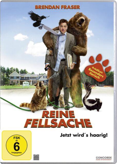 DVD * REINE FELLSACHE - Jetzt wird´s haarig!  # NEU OVP $