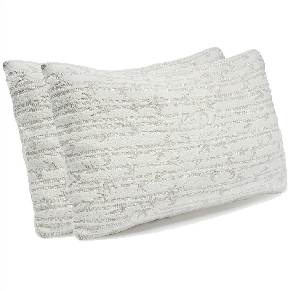 zip with memory soft products foam shredded bamboo cover alveo pillow removable a img