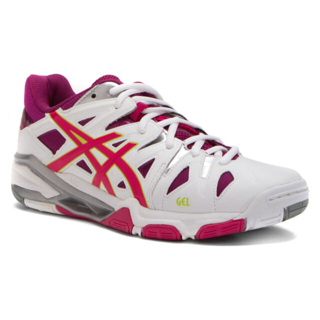 SCARPE ASICS VOLLEY PALLA VOLO PALLAVOLO GEL SENSEI 5 B452Y SHOES PROFESSIONAL