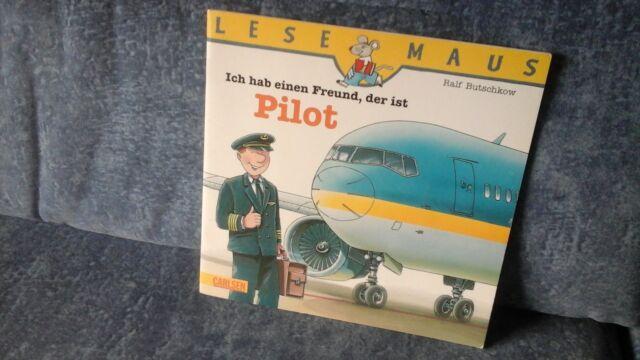 Ich hab einen  Freund, der ist Pilot 73