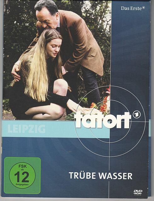 Tatort - Trübe Wasser - Folge.465 - (1684/T2) - FSK 12 Jh.- DVD-sehr gut
