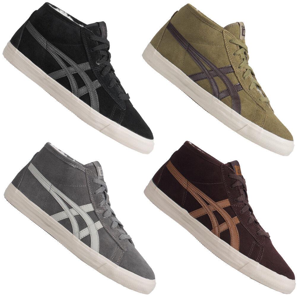 Asics Onitsuka Tiger Fader Leder Sneaker Unisex Schuhe Shoes D31RK Freizeit neu