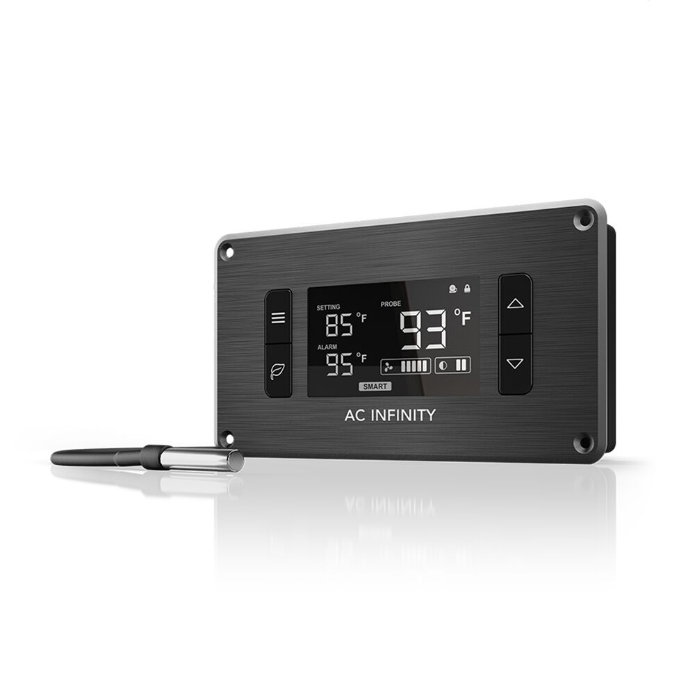 AC Infinity Ai-atc Fan Thermostat and Speed Controller for Home ...
