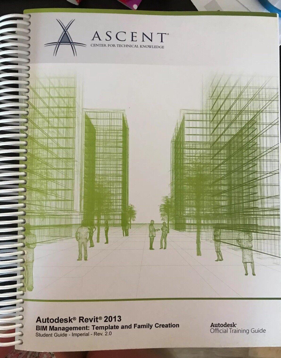 autodesk revit 2013 bim management template and family creation ebay rh ebay com Revit Training NJ Autodesk Revit Training