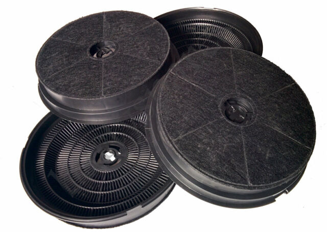 FOUR Charcoal Carbon cooker oven Hood Filters for Belling Stoves 082634706