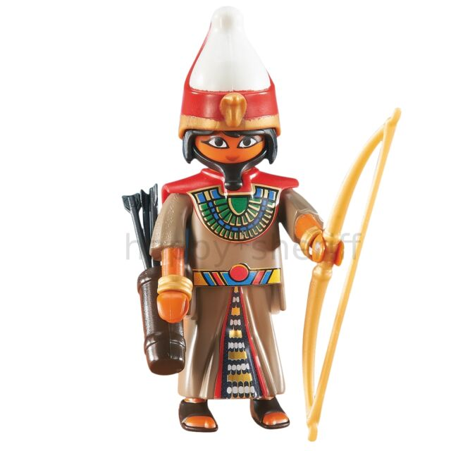 Playmobil egyptian soldier 6489 archer warrior army for Playmobil basteln