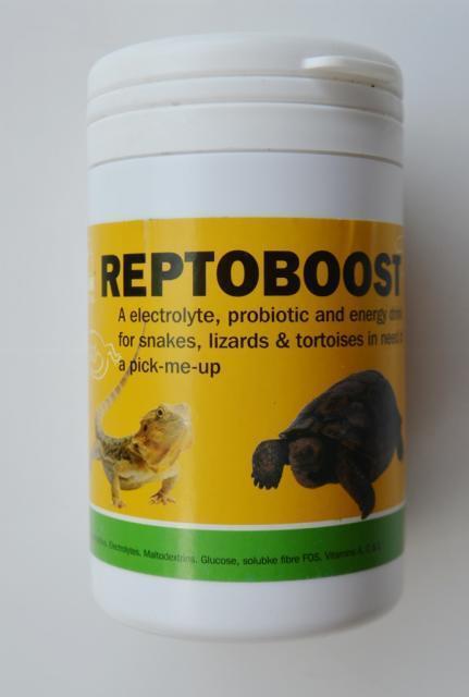 Vetark Reptoboost Probiotic Gastric Rehydration Supplement for Reptiles - 100g