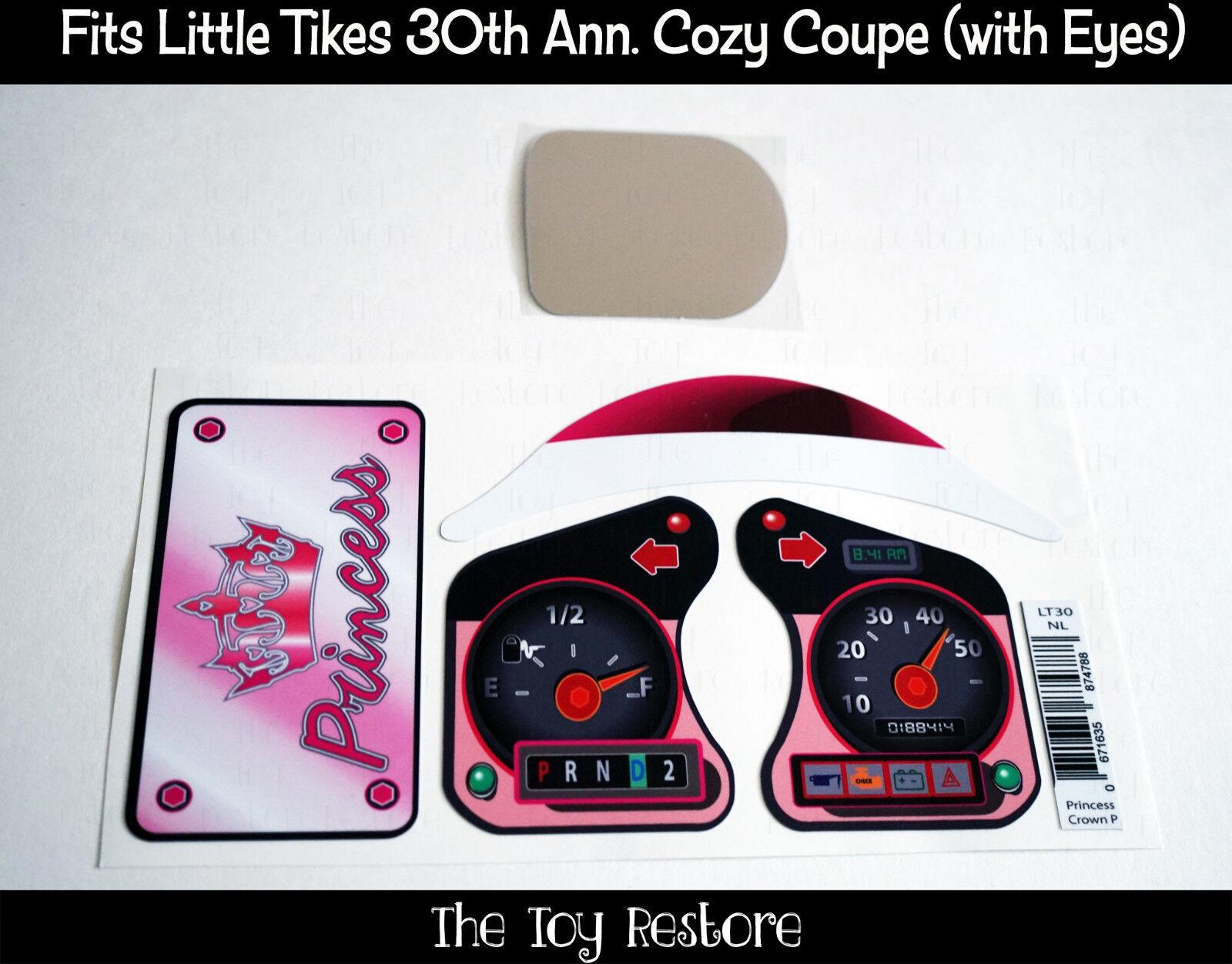 little tikes decals ebay
