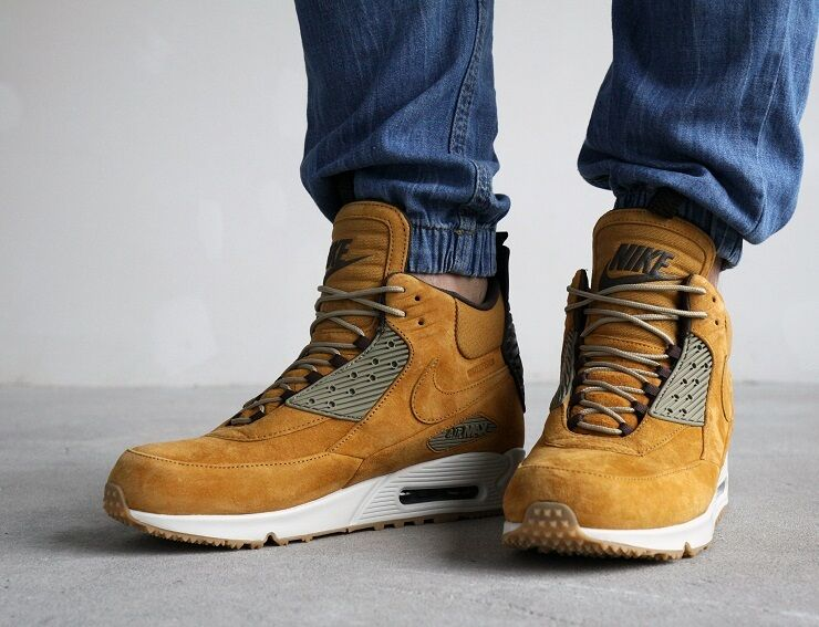 Nike Air Max 90 Sneakerboot Pack Blé Dhiver