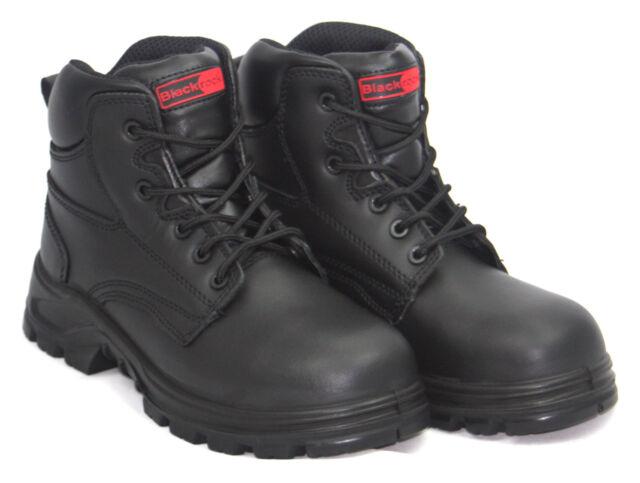 ff0525e359 BLACKROCK Sentinel Metal Free Safety Work Boots Shoes Hiker Composite Toe  Cap S3