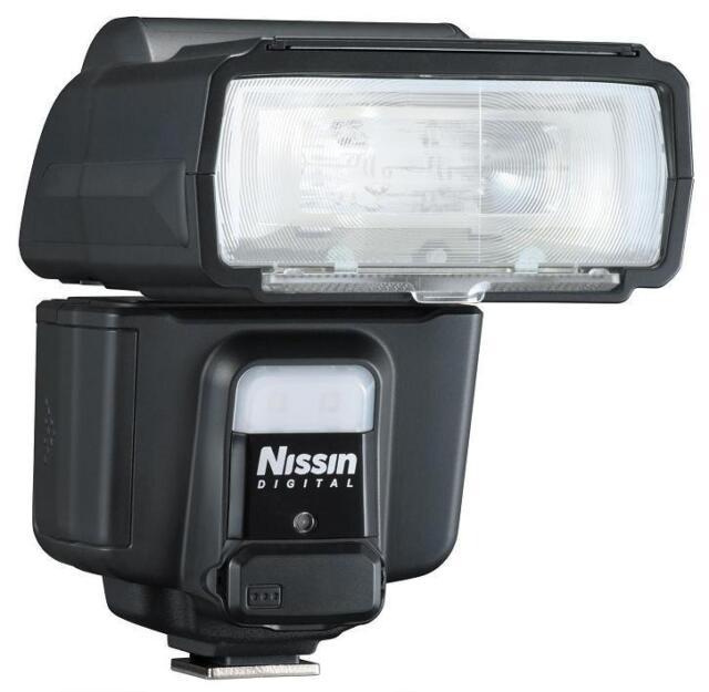 Blitzgerät Nissin i60A für Sony A7 II A6300 A6000 A77II RX100 III RX10 ! i60 A