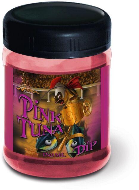 100 ml / 5,93€ Quantum Radical Pink Tuna Boilie Dip Köder Karpfenangeln 150 ml