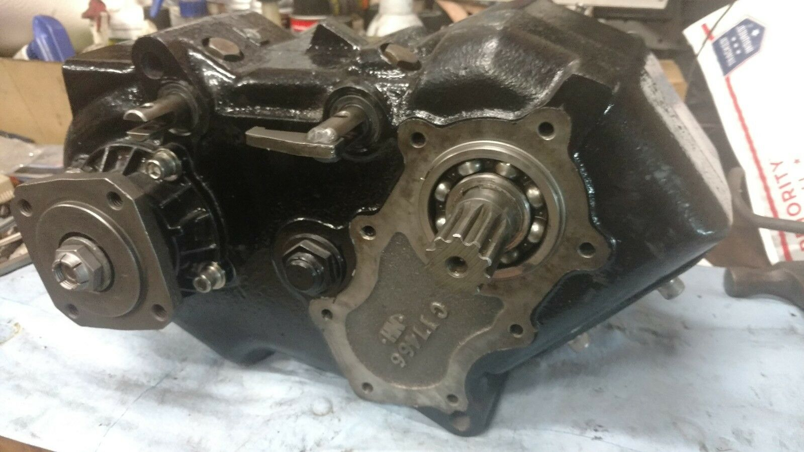 All Chevy chevy 205 transfer case : NP 205 Gear Shift Fork Sliders NP205 Transfer Case Chevy Ford ...