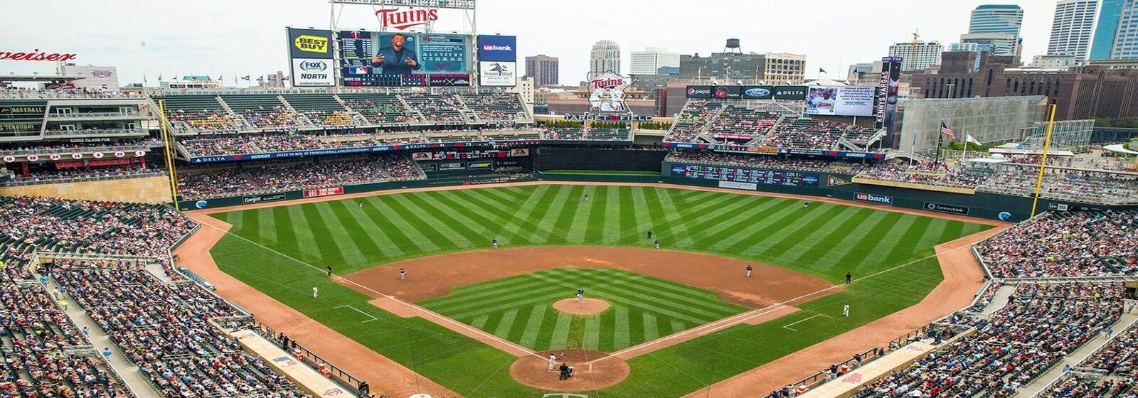 5609a3c3 Minnesota Twins Tickets - StubHub