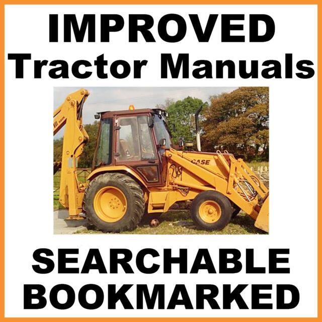 case 580 super k 580 sk backhoe loader tractor operator owner user rh ebay com Case 580 Construction King Backhoe Case 580 Backhoe Manual Online