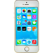 Apple iPhone 5s  32 GB  Gold  Smartphone
