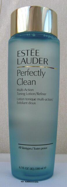 Estee Lauder Perfectly Clean Toner Lotion/Refiner - 200ml