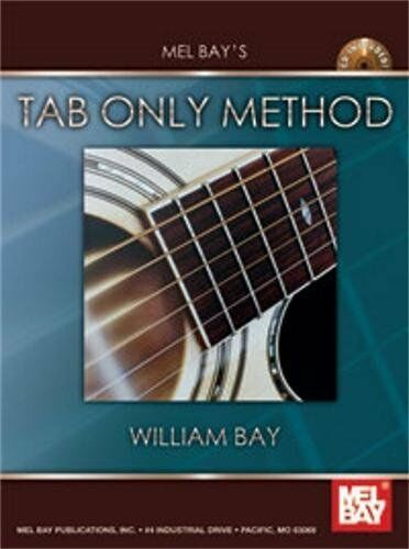 Mel Bay 's Tab Only Method, New,  Book