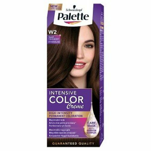 Schwarzkopf Palette Intensive Color Creme Permanent Hair Dye ...