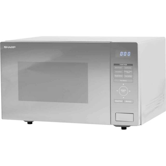 sharp r861. sharp microwave r870slm 900 watt free standing silver new from ao r861 o