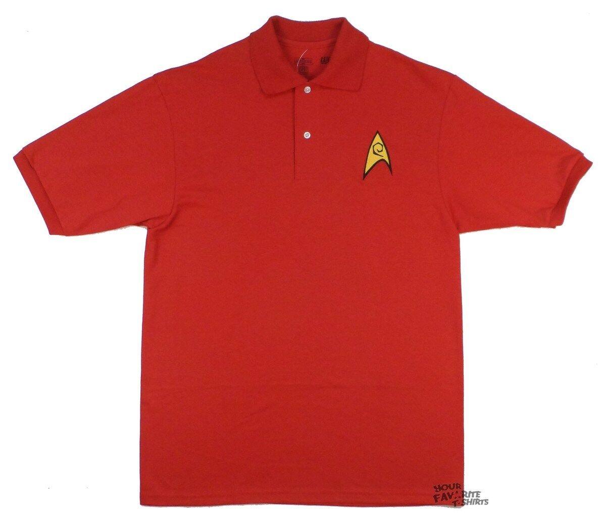 Star trek starfleet security symbol licensed adult embroidered picture 1 of 1 buycottarizona