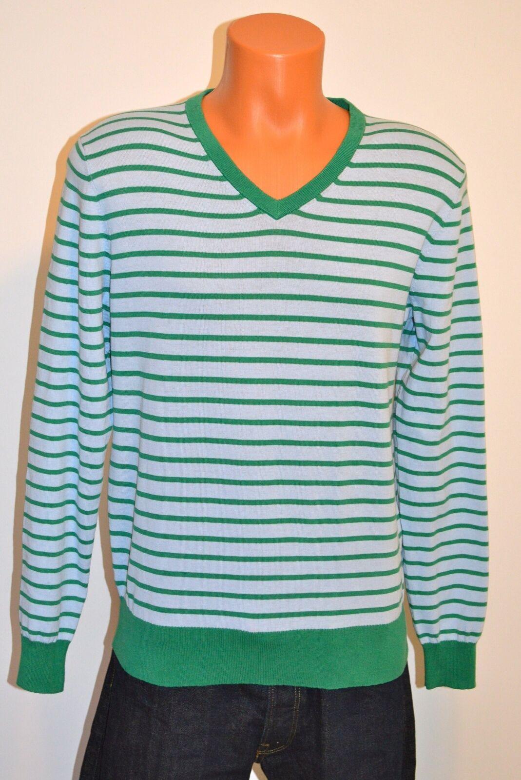 Jack Spade Bleecker Street S Strafford V-neck Sweater Sky Blue ...