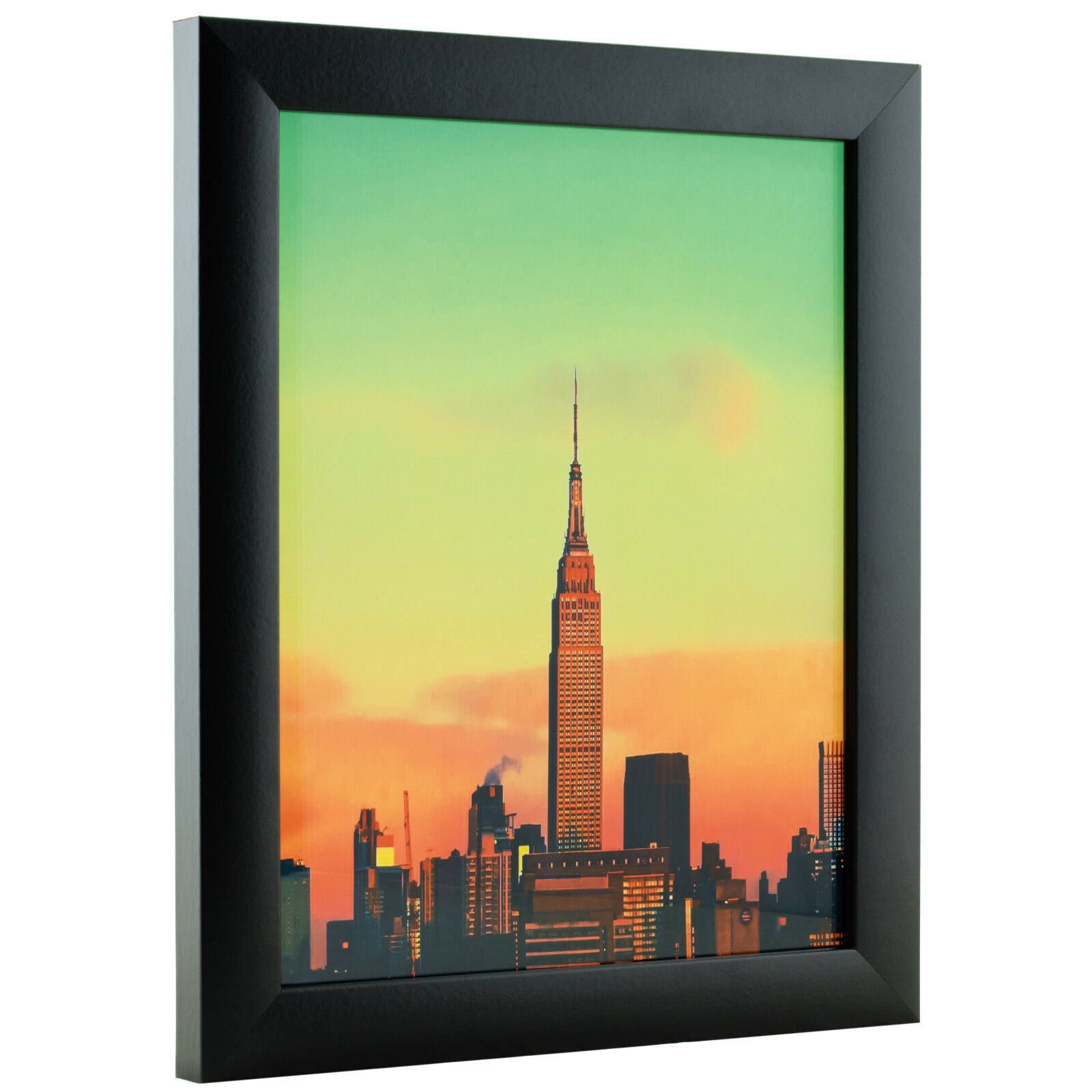 Craig frames 1wb3bk contemporary black picture frame custom sizes picture 1 of 11 jeuxipadfo Gallery