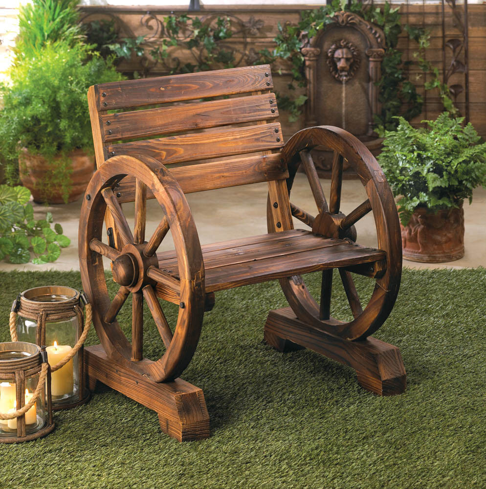 rustic wooden outdoor furniture. Picture 1 Of 3 Rustic Wooden Outdoor Furniture