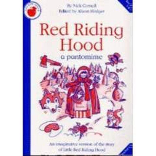 Red Riding Hood School Pantomime Teachers Book Sheet Music KS1 S19