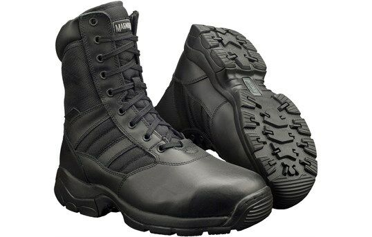 Magnum Panther 8.0 ST Black Steel Toe Cap Safety Boots Sizes UK 4 - 13  Security