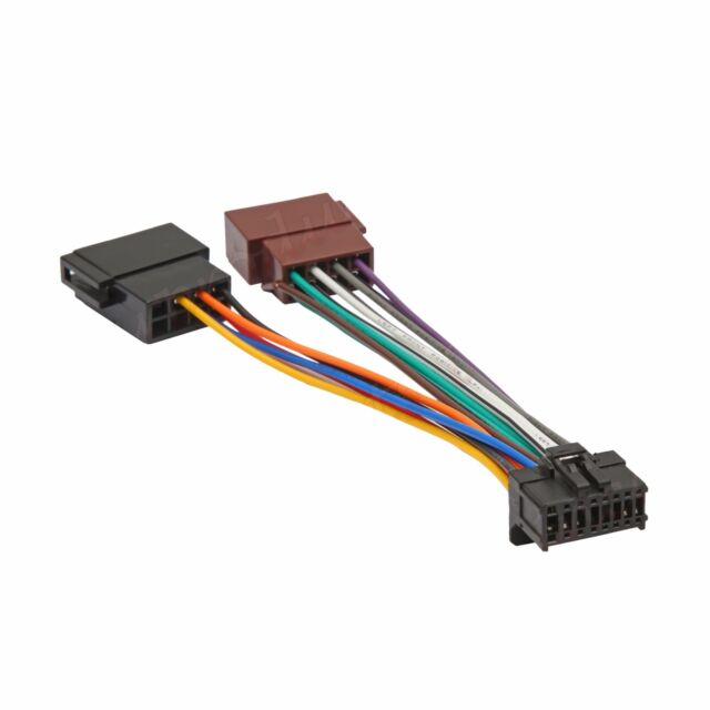 Wiring harness adaptor car stereo wiring diagram pioneer 16 pin iso wiring harness connector adaptor car stereo radio toyota car stereo wiring diagram asfbconference2016 Images