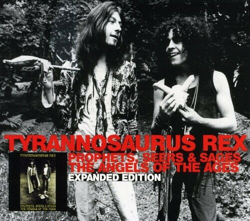 T. Rex, Tyrannosauru - Prophets Seers & Sages: The Angels of the Ages [New CD]
