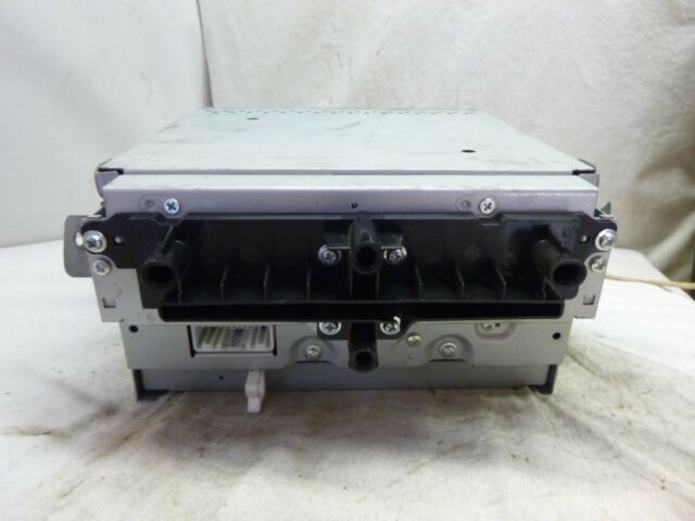 2006 Subaru Tribeca Radio Unit 6 Disc Oem Lkqnw Ebayrhebay: 2006 Subaru Tribeca Radio At Gmaili.net
