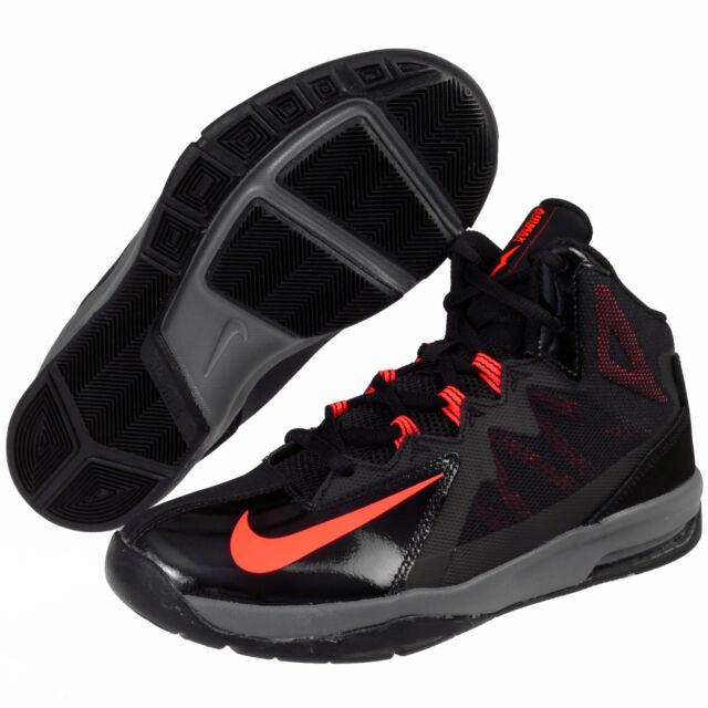 Youth Nike Air Max Stutter Step 2 (GS) Black/Hyper Crimson/ Grey