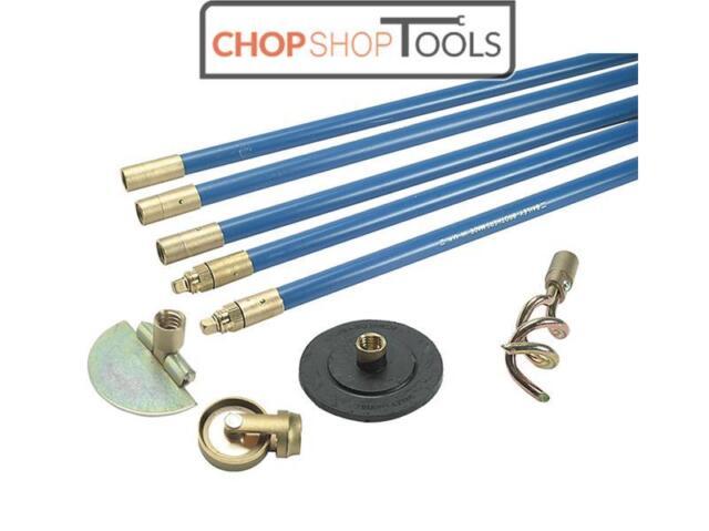 Bailey BAI1324 1324 Lockfast 3/4in Drain Rod Set 4 Tools