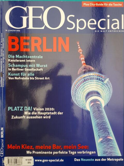 Geo Special Nr.3 Juni/Juli 2009  ungelesen 1A absolut TOP