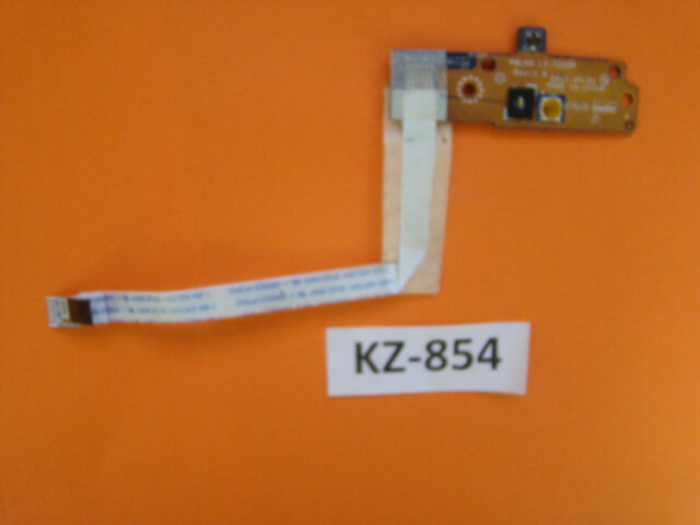 Asus K53U X53BY X53B X53U A53U Power Button Board Cable NBX0000WR00 #Kz-854