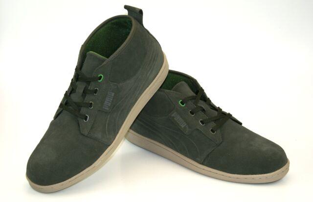 Puma Hawthorne met Chukka Boots Sneakers Uomo Scarpe con i lacci NUOVO 351287