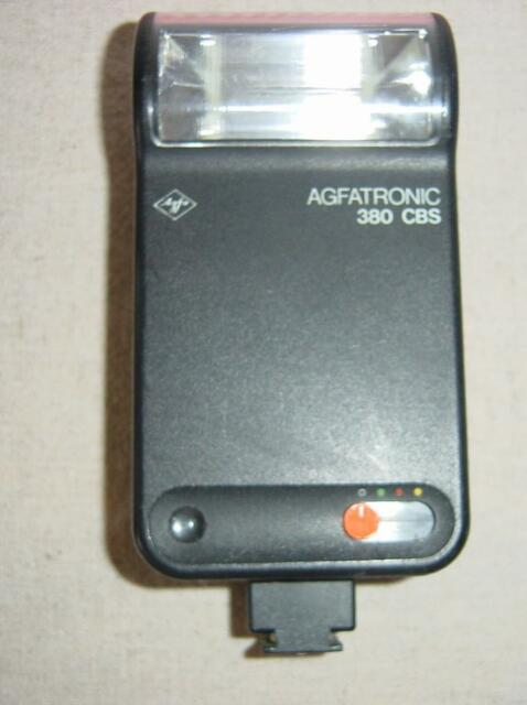 AGFA AGFATRONIC 380 CBS Automatik