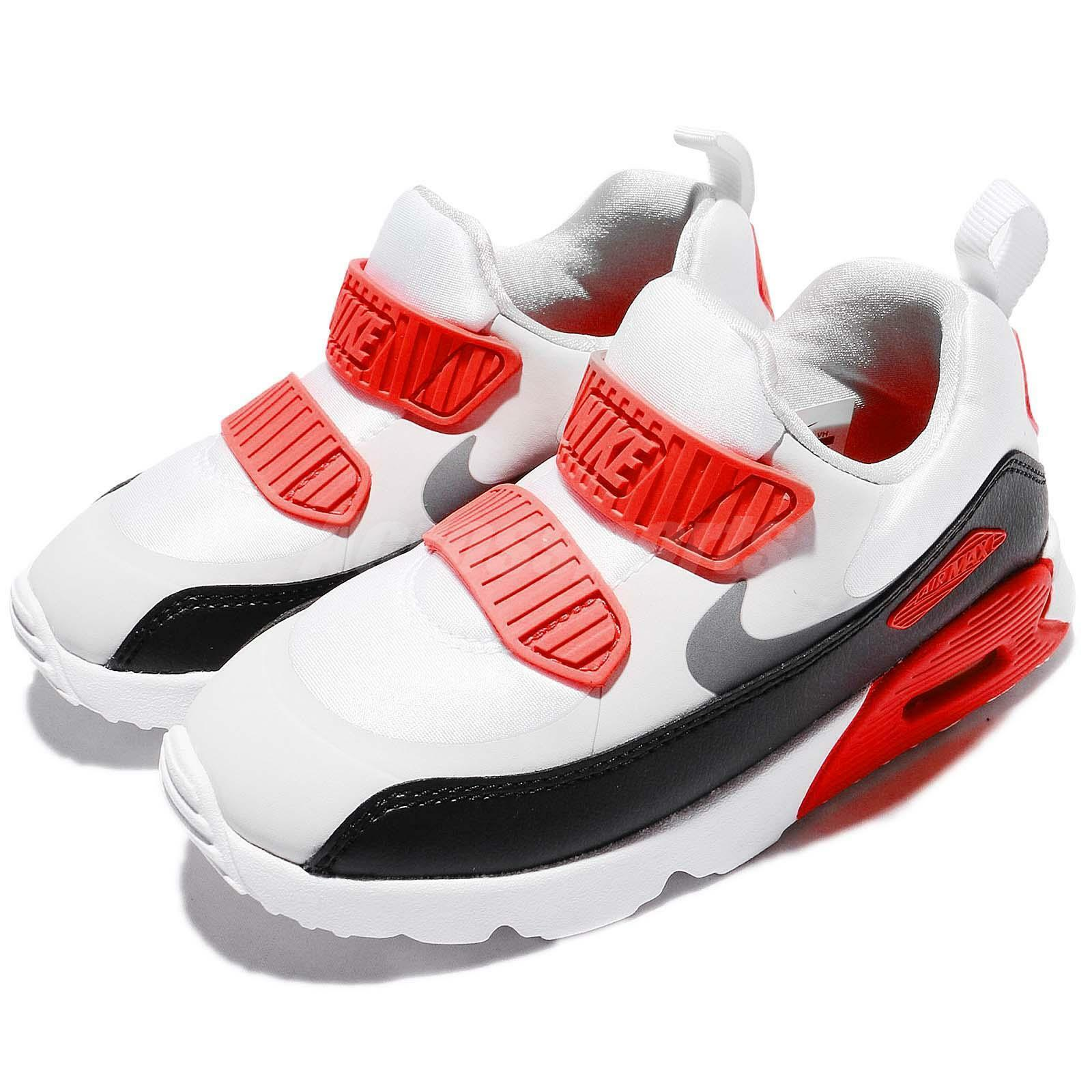 Nike Air Max Tiny 90 TD OG Neutral Grey Toddler Infant Baby Shoes