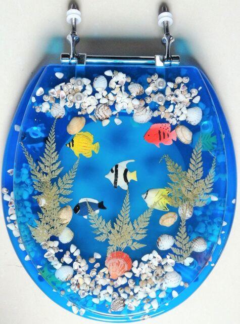 Aquarium toilet images galleries with for Fish toilet seat
