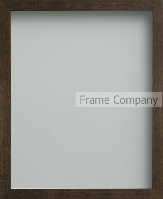 Frame Company Webber Brown Wooden Picture Photo Poster Frames *27 ...