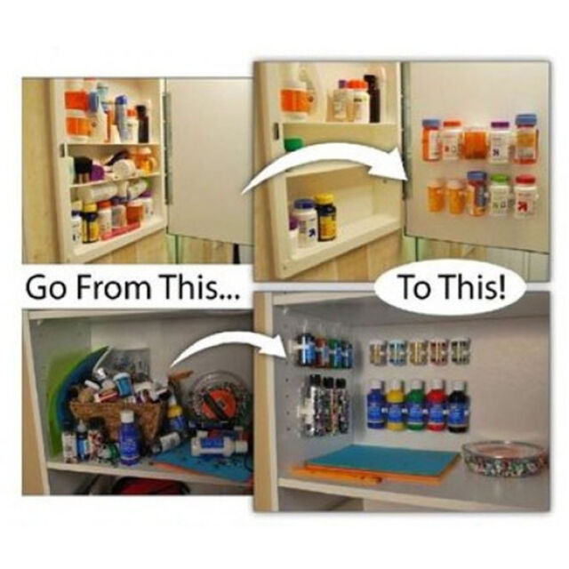 Kitchen Cabinet Spice Shelf