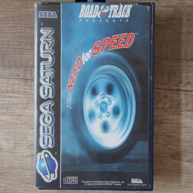 Sega Saturn ► The Need for Speed ◄ komplett in OVP   TOP