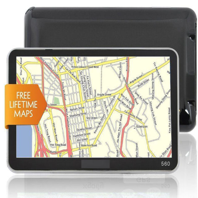 8gb 5 truck car gps navigation navigator free us canada mexico eu world map sg