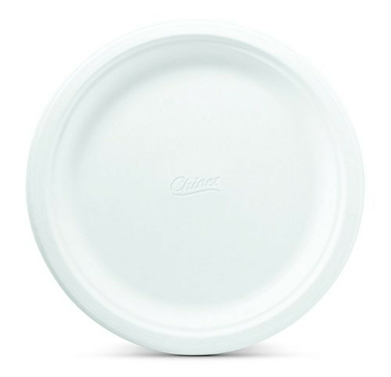 8  sc 1 st  eBay & Chinet 10 3 8 Disposable Dinner Plates Heavy Duty Paper Plates 100 ...