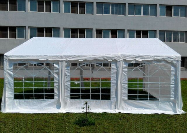 20 x 20 Ft Heavy Duty Commercial Party Canopy Car Shelter Wedding C&ing Tent & 20 X 20 FT Heavy Duty Commercial Party Canopy Car Shelter Wedding ...