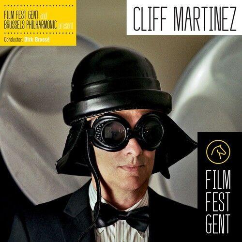 Cliff Martinez - Film Fest Gent [New CD]