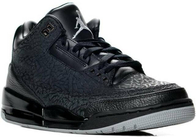 Air Jordan 3 Flip Noir Site Officiel Ebay